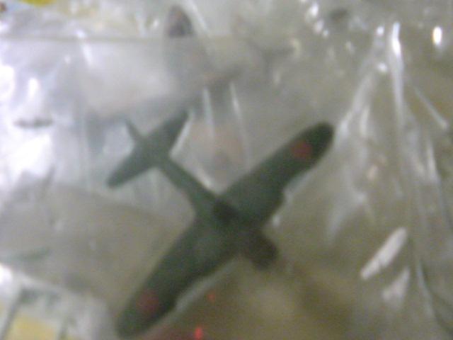 食玩航空機コレクション