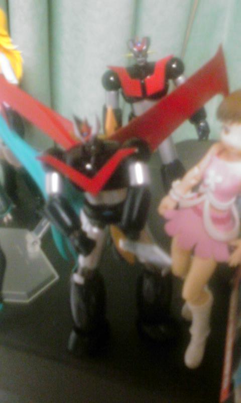 スーパーロボット超合金 グレートマジンガー マジンガーz